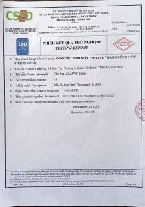Read more about the article Chống ăn mòn – Đo lường chất lượng Tôn nhựa/Ngói nhựa PVC 04 lớp