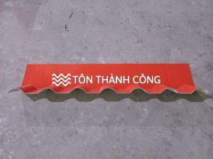 Read more about the article Tấm diềm hiên mái ngói – Phụ kiện ngói nhựa ASA/PVC