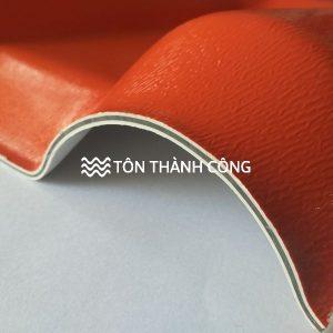 Read more about the article Mái ngói bằng nhựa PVC/ASA Thành Công thích hợp cho mọi công trình
