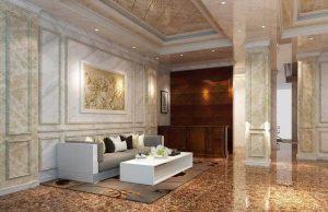 Read more about the article Xu hướng sử dụng khung trần nhựa chìm trong ngành thiết kế nội thất